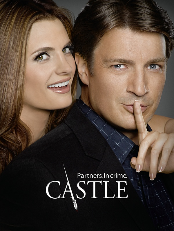 Castle...the best show on TV! <3 Nathan Fillion ;-)