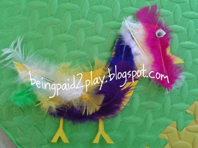 Being Paid 2 Play: Feathered Duck