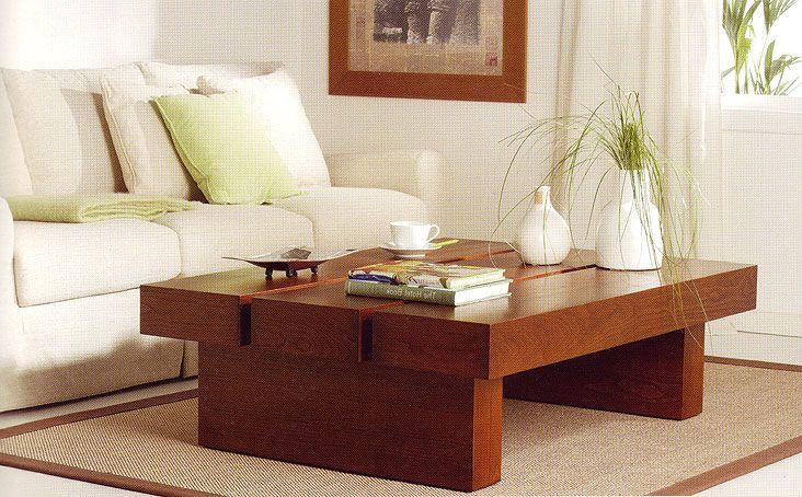 Mesa de centro mi nueva mesa pinterest colonial - Mesa centro colonial ...