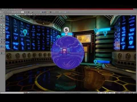 ▶ UDK Realtime Cubemap Reflection and Environment Map - YouTube