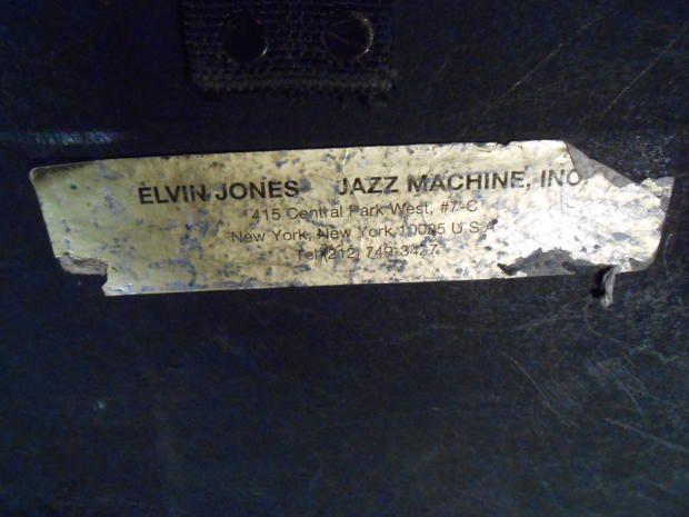 "Elvin Jones' 22"" Yamaha Cymbal Case, Authenticated | Reverb"