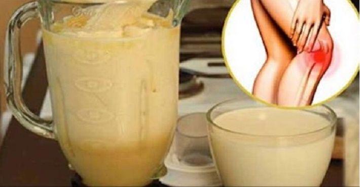 Basta 1 copo disto para você eliminar a dor nos joelhos e articulações em poucos dias! | Cura pela Natureza