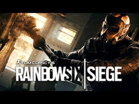 Rainbow Six Siege gameplay HD 60FPS