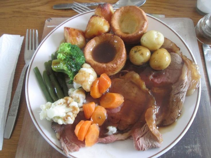 イギリス留学生活あれこれ:伝統家庭料理Sunday Roast http://www.ukeducation.jp/blog/2013/05/sunday-roast/