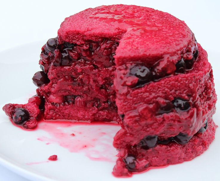 Kitchen Delights: Cartmel Summer Fruit Pudding: Review