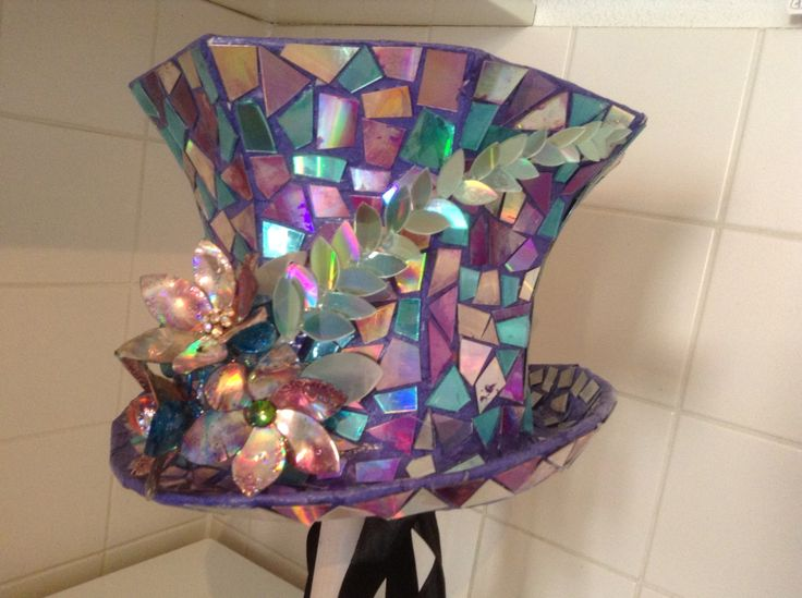 Mirror fairy hat