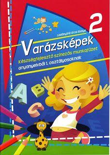 Marci fejlesztő és kreatív oldala: Varázsképek 2.