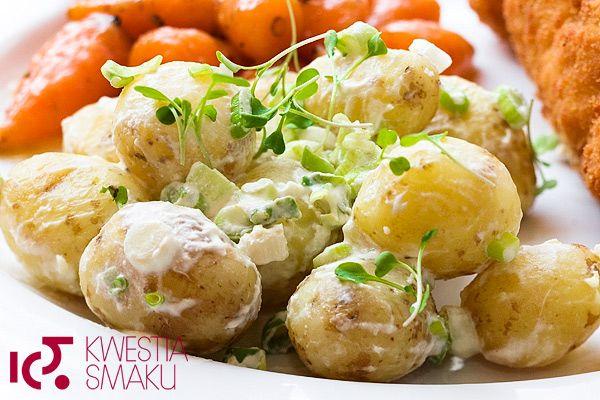Przepis na smaczne ziemniaki inaczej.