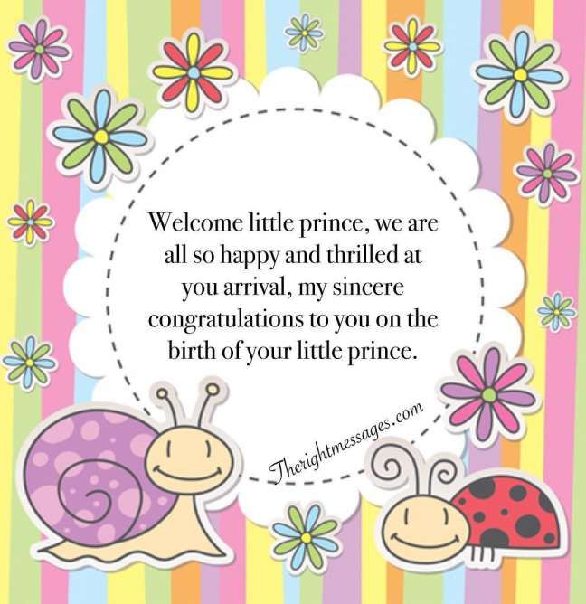 16 Welcome Baby To Our Family Quotes Baby Boy Quotes Baby Boy Messages Welcome Baby Girl Quotes