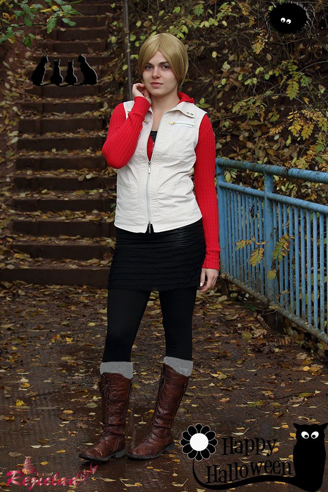 Heather Mason / Sharon Da Silva Silent Hill  Halloween edit cosplay by Rejiclad