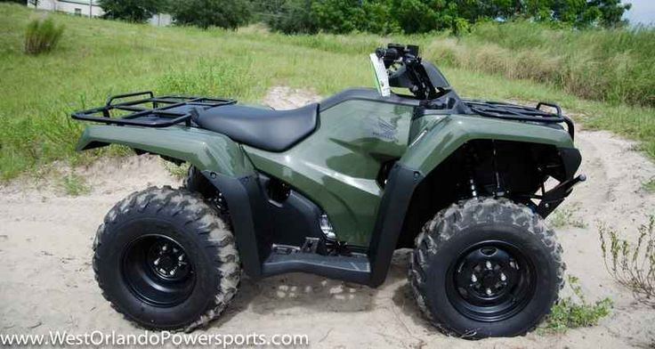 New 2016 Honda FourTrax Rancher ES ATVs For Sale in Florida. 2016 Honda FourTrax Rancher ES, WAS 5449, NOW 4349, SAVE $1100!MUST FINANCE WITH HONDA TO RECIEVE INTERNET PRICE! 2016 Honda® FourTrax® Rancher® ES Choose The Perfect ATV For The Job Or Trail. Every ATV starts with a dream. And where do you dream of riding? Maybe you ll use your ATV for hunting or fishing. Maybe it needs to work hard on the farm, ranch or jobsite. Maybe you want to get out and explore someplace where the…