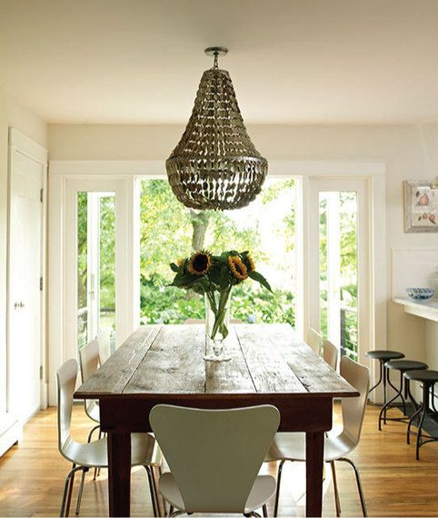 5 designer tips for choosing statement lighting in the dining room