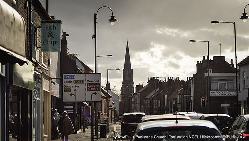 Selby Town 1 - 1 Penistone Church | NCEL | 15Apr17 https://www.flickr.com/photos/cliffefc/sets/72157679412941594 via cliffefc.com