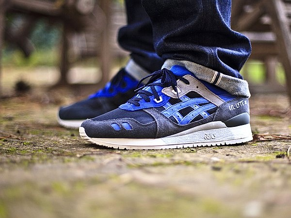 how do asics gel lyte fit