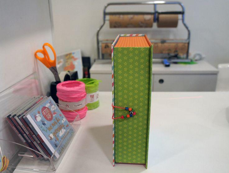 Cartonaje personalizado handmade