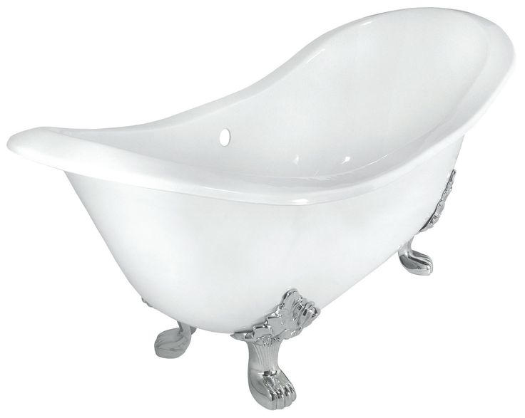 29 best cast iron bathtubs images on pinterest cast iron for Best soaker tub for the money