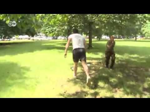 Holiday Challenges - A Boot Camp in London.