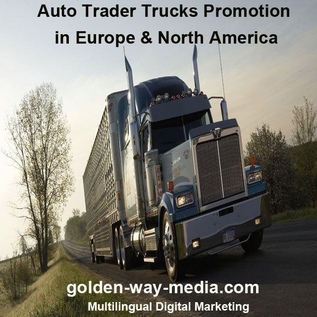 Auto Trader Trucks Promotion
