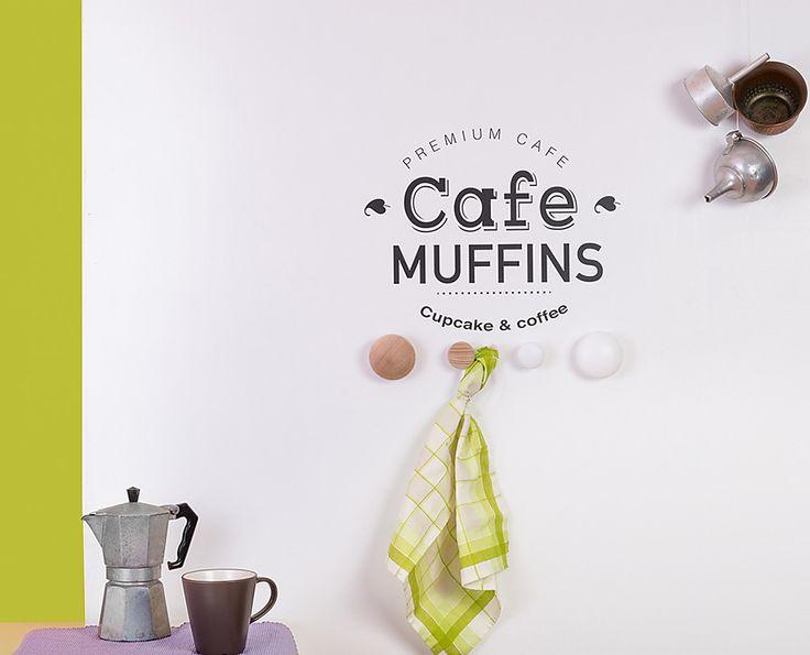 #cucina #accessoricucina #muffins #cafe #pomelli #presine #appendini #appendinicucina #appendinida cucina