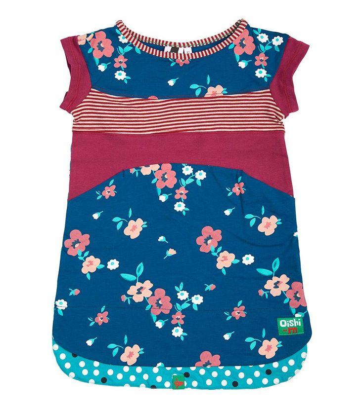 Wishful T Dress, Oishi-m Clothing for kids, Autumn 2017, www.oishi-m.com