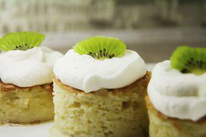 This is one of the most impressive looking Mexican cake recipes weve seen. Try this recipe for Healthier Tres Leches Cake if you want a delicious but easy dessert for your next fiesta.