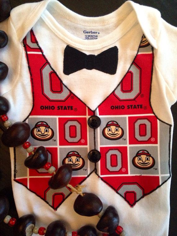 41 Curated Ohio State Baby Collection