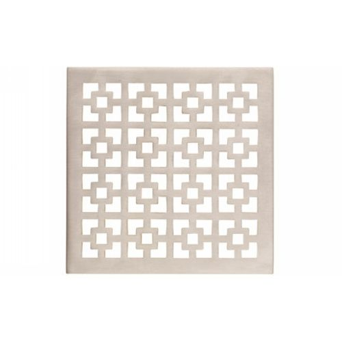 California Faucets 9170-A-WB STYLEDRAIN Weathered Brass Shower Drain Covers Tub & Shower Accessories |eFaucets.com