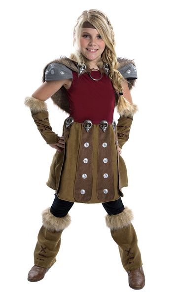 How To Train Your Dragon 2 Astrid Costume