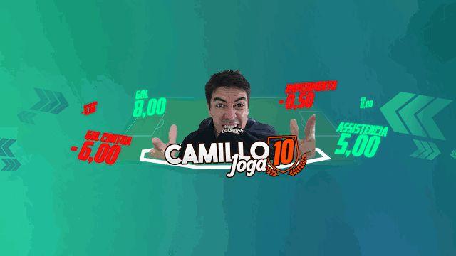 🔴 Camillo JOGA10 está ao vivo: SCOUTS AO VIVO - GRÊMIO X SANTOS - RODADA 17 - BR 2017
