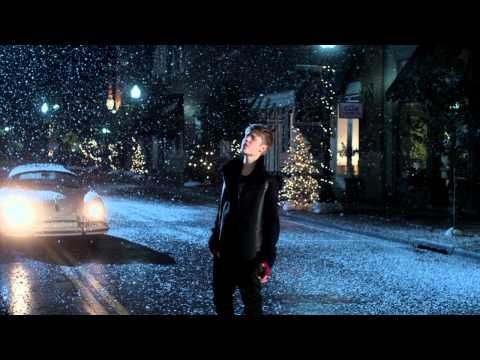 Justin Bieber - Mistletoe. This made me cry. Justin was so sweet, and I would've cried in happiness if anyone did anything that nice to me!