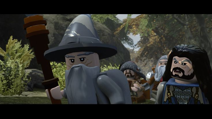 follow my partner  @ohitssrf   #lego #thehobbit #hobbit #lotr #lordoftherings #legothehobbit #gandalf #bilbo #thorin #sauron #smaug #dragon #ps4 #playstation #playstation4 #xbox #xboxone #epic #gamergirl #game