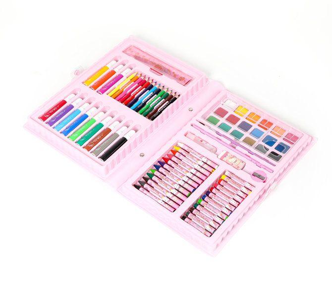 Hello Kitty Coloring Kit: Sweet Princess