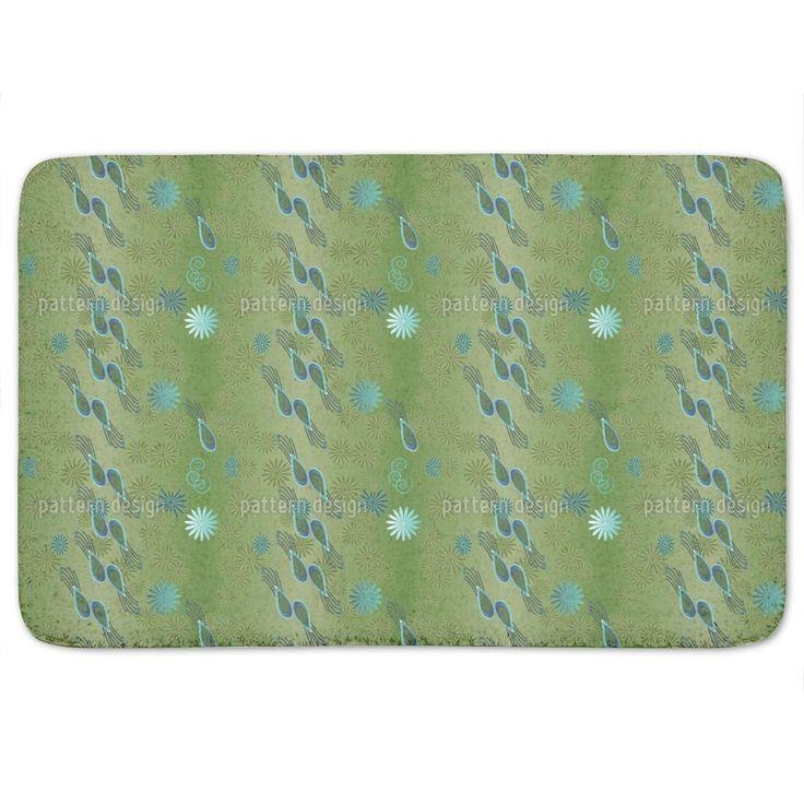 25 best ideas about green bath mats on diy