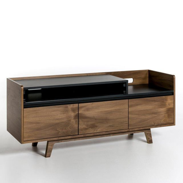 1000 id es sur le th me meuble hi fi sur pinterest meuble st r o rangement de vinyles et. Black Bedroom Furniture Sets. Home Design Ideas