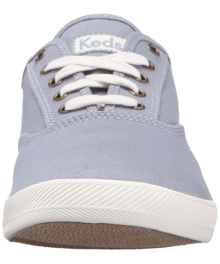KEDS Keds Men'S Champion Solid Army Twill Sneaker'. #keds #shoes #sneakers