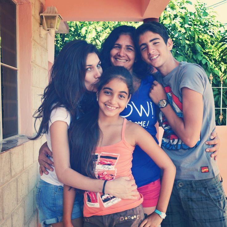 My family  #family #familia #cuba #lahabana  #love #marielagarriga