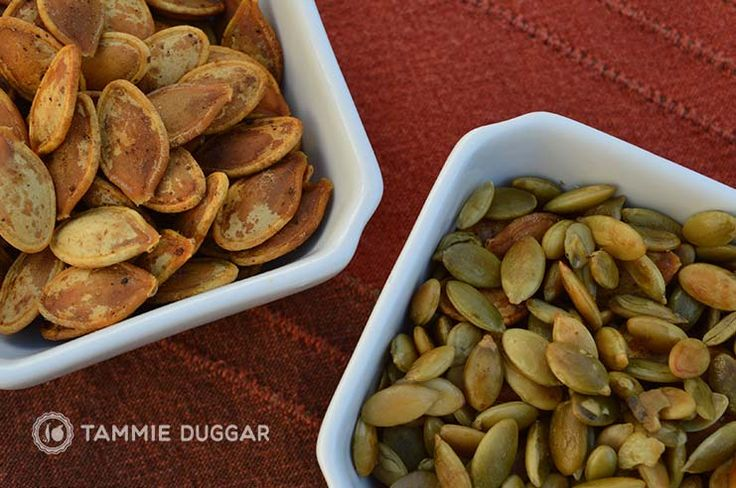 Roasted Pumpkin Seeds - Powered by @ultimaterecipe