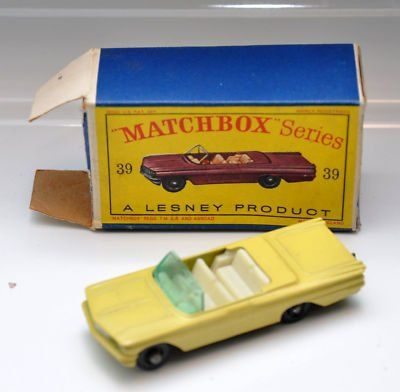 Tons of matchbox cars and we would beat each other with the yellow plastic tracks