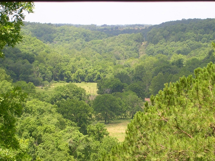 Ozark Mountains in Missouri | been there. seen that ...