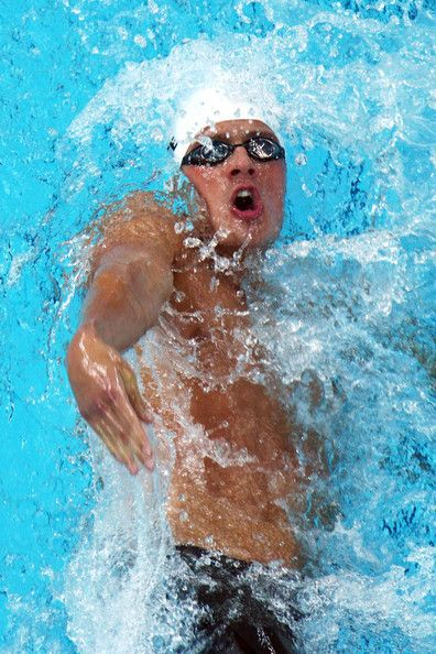 Ryan Lochte - Swimming - Beijing Olympics 2008 ~ Mens 200m Backstroke, 2x200m freestyle & Athens 4x200m freestyle