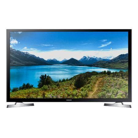"""Samsung UE32J4500AUX  — 23260 руб. —  Широкоэкранный телевизор 32"""" Samsung UE32J4500AUX позволит вам забыть о проблемах с настройкой, слабым сигналом и скудной телепрограммой и мгновенно перенесет в любимый фильм, спортивную трансляцию или телешоу. Контрастный экран разрешением 1920х1080 точек без сбоев выдает четкую картинку с высокой яркостью и поразительной глубиной цвета, а режим 1080р HD заставит вас по-настоящему оценить современные возможности мультимедиа, поразив сочными оттенками и…"""