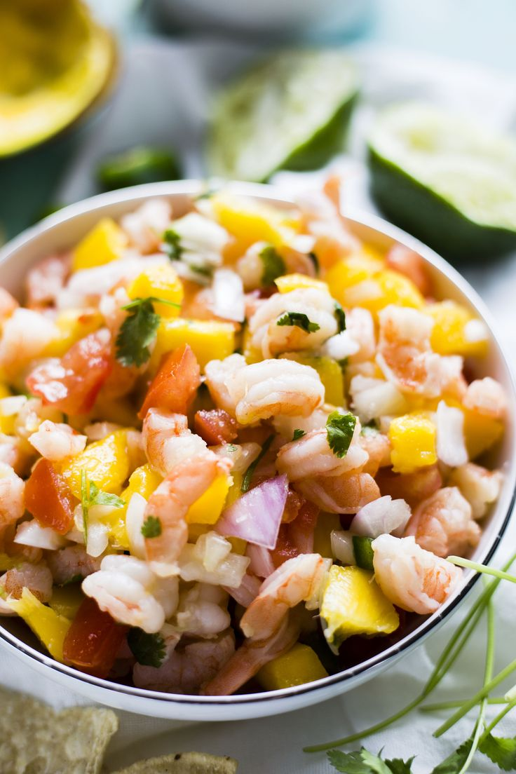 Best 25 ceviche mexican ideas on pinterest recipe for ceviche mango and shrimp combine to form the most delicious mango ceviche thealmondeater ccuart Image collections