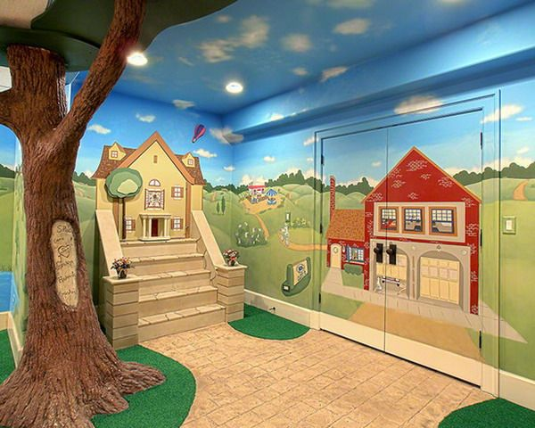 Playroom Mural Ideas 70 best things for my home images on pinterest murals paint walls custom kids door wall murals ideas enhance your doors with custom wall murals painting sisterspd