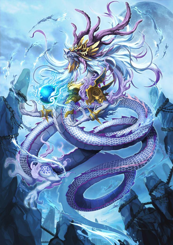 dragon dios del rio - Buscar con Google