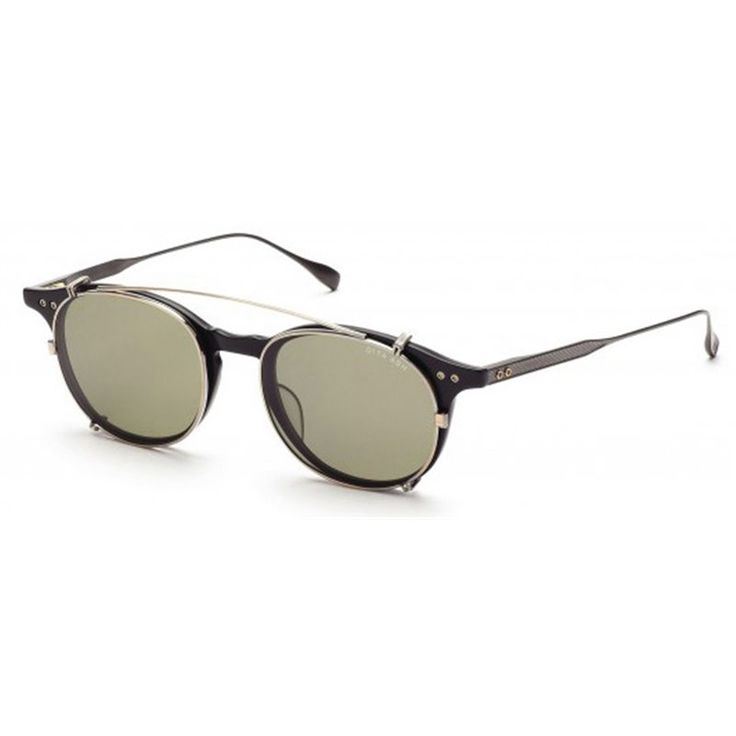 Buy sunglasses online Dita model Ash-Clip color DRX-2073-GLD-CLP Antique 12K Gold W/ G-15, size: 56mm. Free shipping worldwide and express delivery!