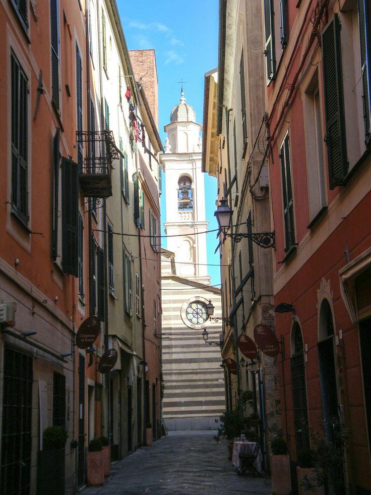 Albenga. Savona. By Antonella Baiardi