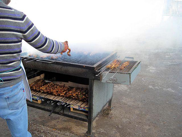 First street food: Stighiuola
