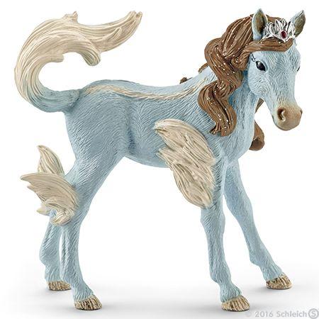 Schleich Toys   bayala   Eyela's king foal   70527
