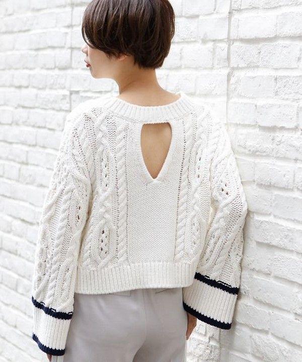 Самые модные женские свитера 2019-2020 - тенденции и ...