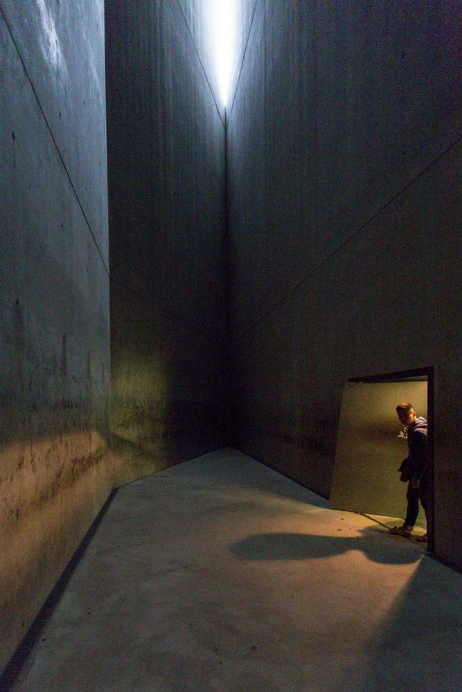 Gallery of Daniel Libeskind's Jewish Museum Berlin Photographed by Laurian Ghinitoiu - 11